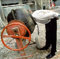 testa betoniera
